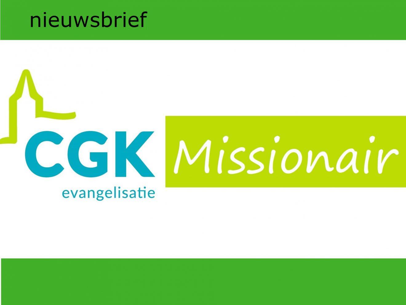 CGK Missionair