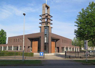 landelijk kerkelijk bureau