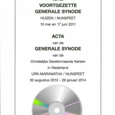 webwinkel - acta2013 cdrom