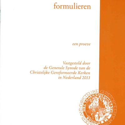zes liturgische formulieren