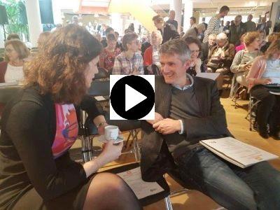 Stefan Paas en Vincenza la Porta film