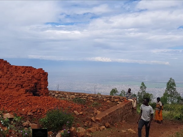 actie Cement Burundi