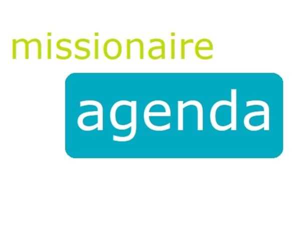 missionaire agenda