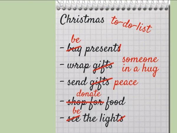 Kerst: wees een zegen!