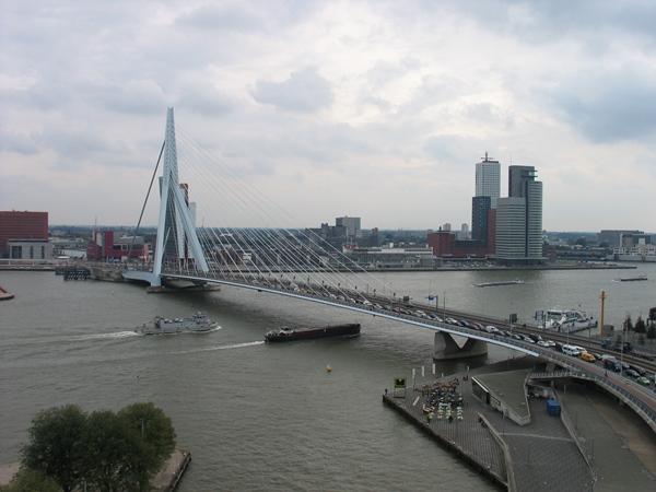 missie in Rotterdam