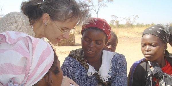 Marjanne vertelt over Zambia