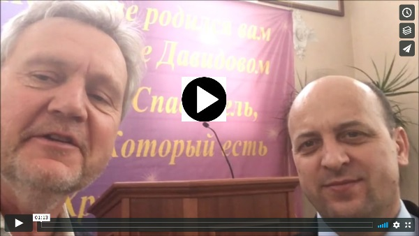 filmpje: ontmoeting in Rusland
