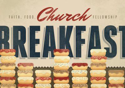 blog 'ontbijt in de kerk'