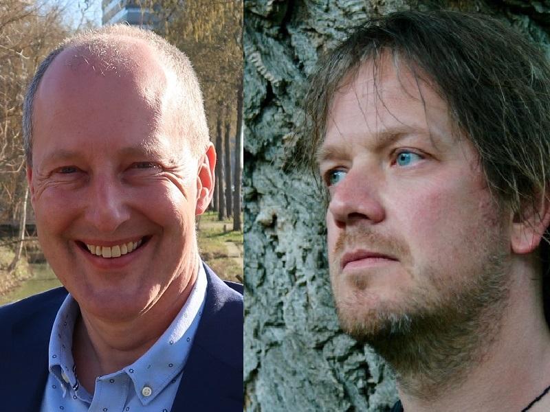 Rudolf Setz en Gert van den Bos