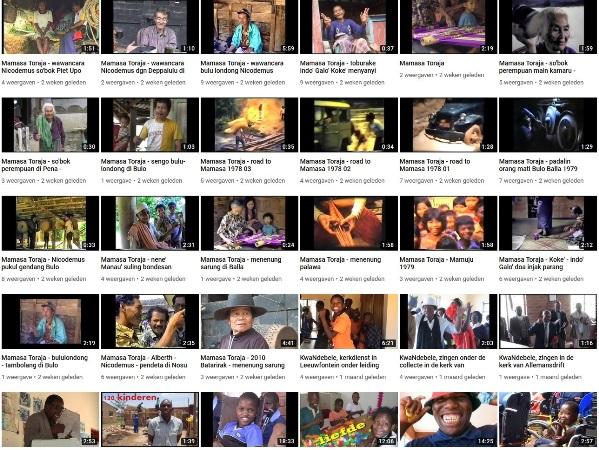 bekijk de video's in dit YouTube-kanaal
