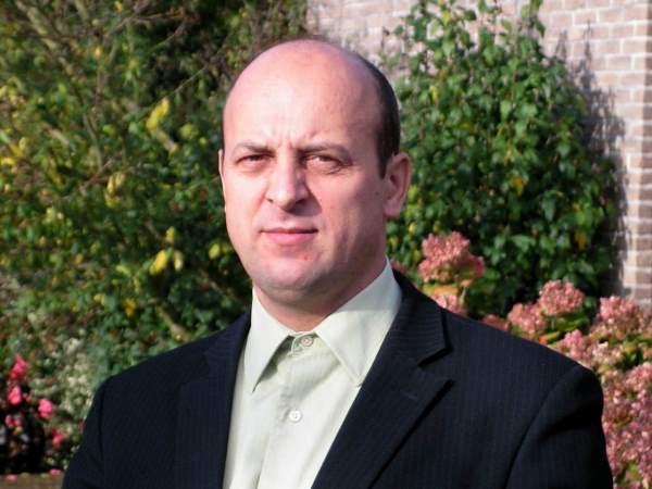 broeder Oleg Ljoebitsj komt naar Nederland