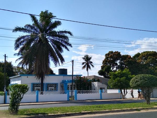 die staat in Mocuba