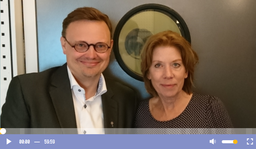 ds. Peter L.D. Visser op NPO Radio 5