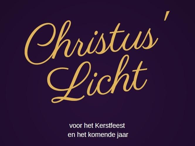 Christus' licht