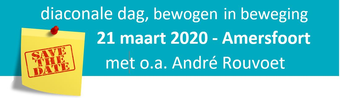 save the date diaconale dag
