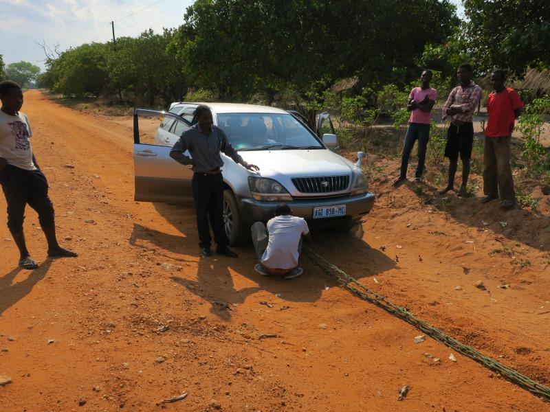 auto's voor onderwijsproject