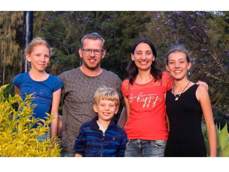 familie Kamphuis in NL