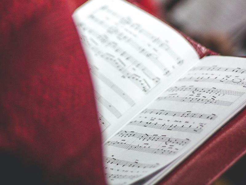 tip om te zingen met Pasen