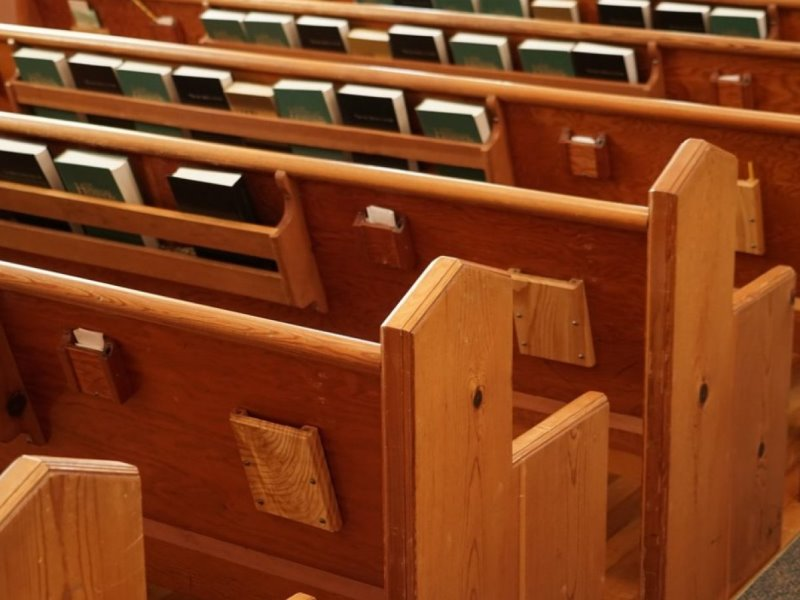 over kerkdiensten na de lockdown