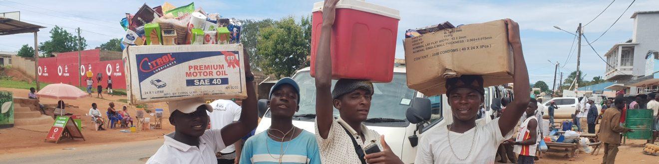 terugblik noodhulp zuidelijk afrika