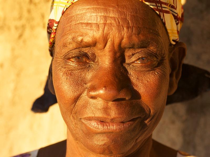 met hulpverlening in Mozambique