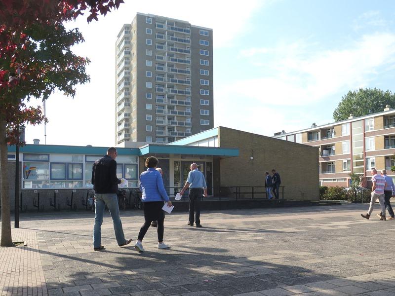 Het Open Huis Haarlem start op tweede locatie