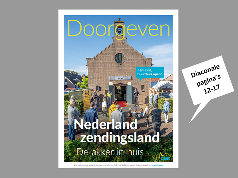 Nederland zendingsland