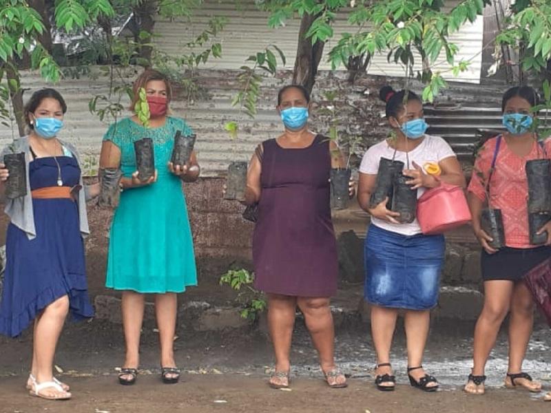 in het armste land van Centraal-Amerika