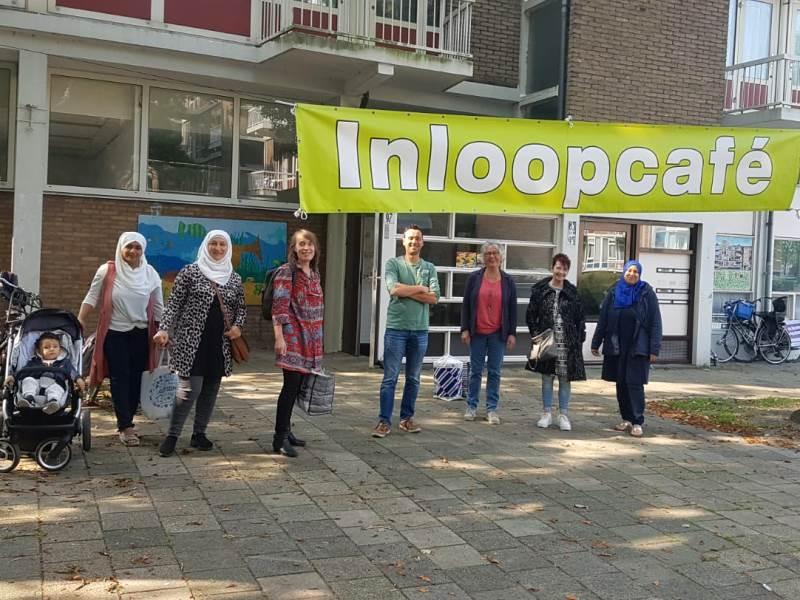 in Den Haag maakten kerken daarover een afspraak