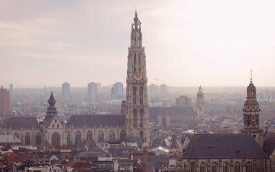 erediensten in streng België