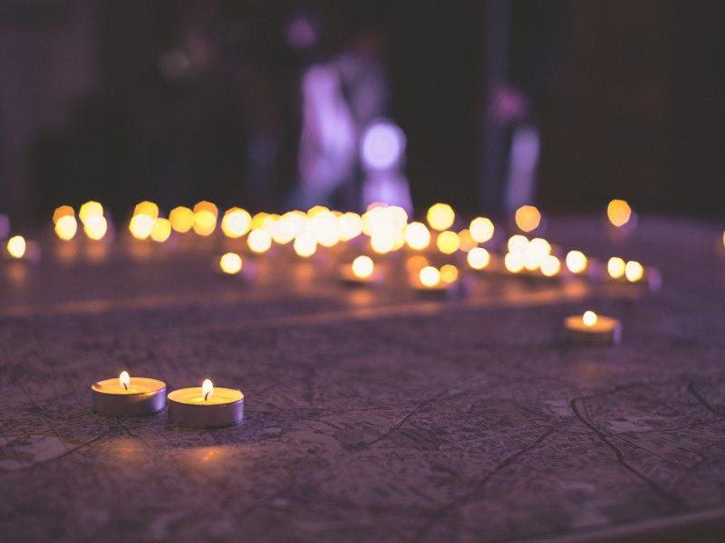 bidden voor je eigen stad of dorp
