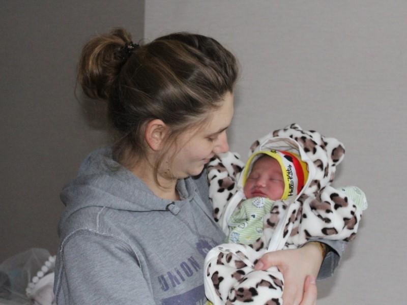 een baby gered en een moeder hersteld
