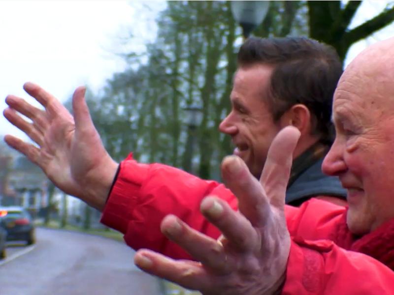 filmpje 'Bemoediging uit Sneek' goed ontvangen