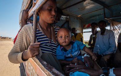diaconaat CGK steunt vluchtelingen Tigray