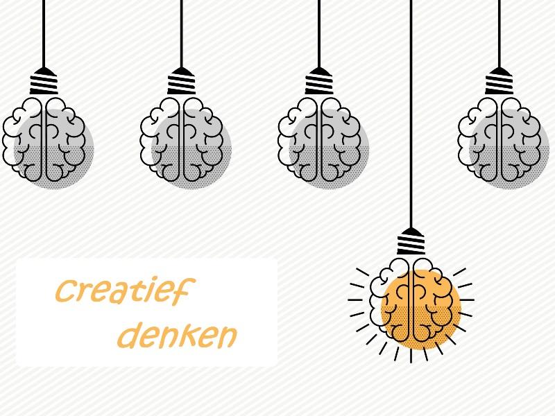 doe creatieve ideeën op