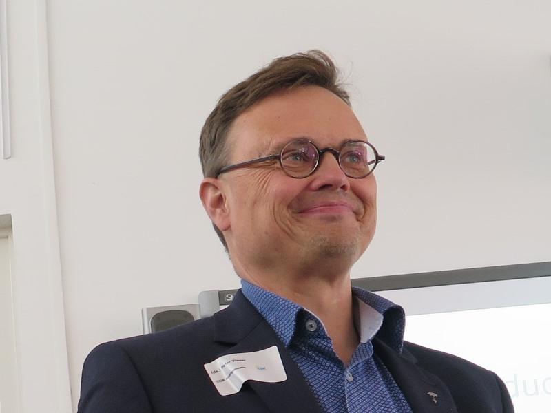 ds. Peter L.D. Visser
