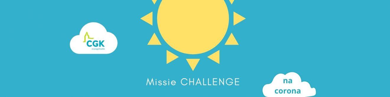 Missie Challenge 2021