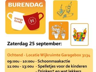 burendag in Veenendaal