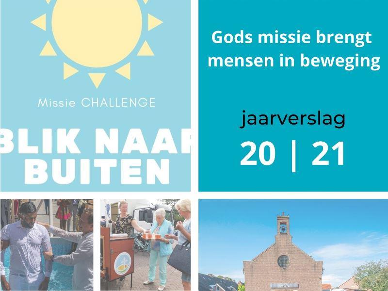 missionair jaarverslag 20|21
